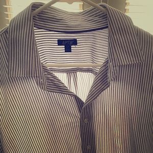 APT 9 dress shirt size large tall
